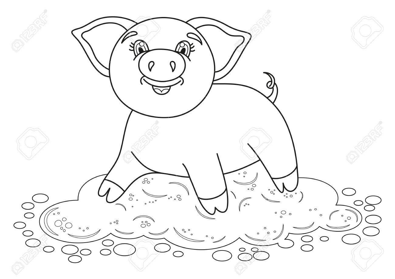 Beste Schwein Malvorlagen Fotos - Malvorlagen Von Tieren - ngadi.info