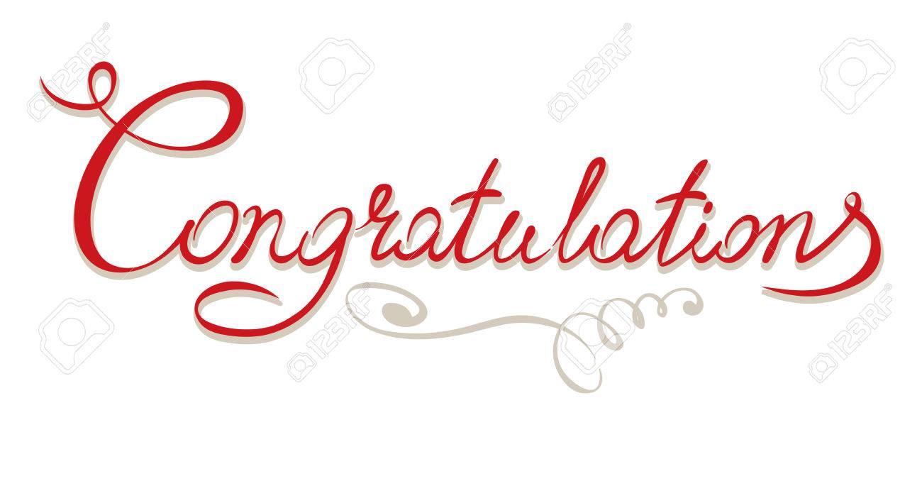 title congratulations royalty free cliparts vectors and stock rh 123rf com congratulations clip art images congratulations clip art images