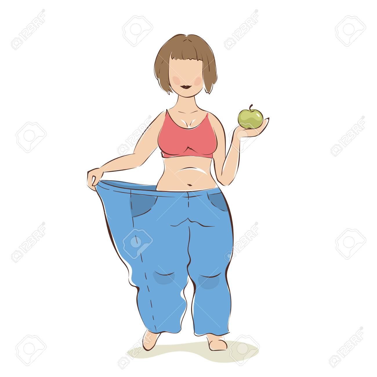 Verwenden Sie Obst Diät / Eine Sehr Dünne Frau Versucht Ihre Alte ...