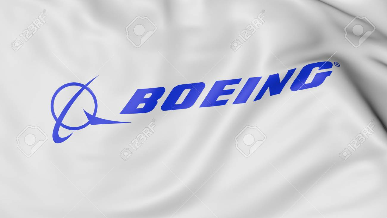 Close up of waving flag with boeing logo united states stock photo close up of waving flag with boeing logo united states stock photo 63616193 buycottarizona Image collections