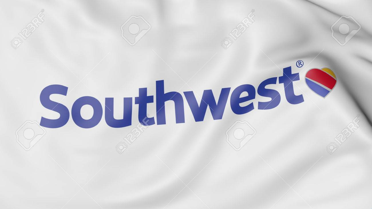 Waving flag of southwest airlines editorial 3d rendering stock waving flag of southwest airlines editorial 3d rendering stock photo 71791123 buycottarizona