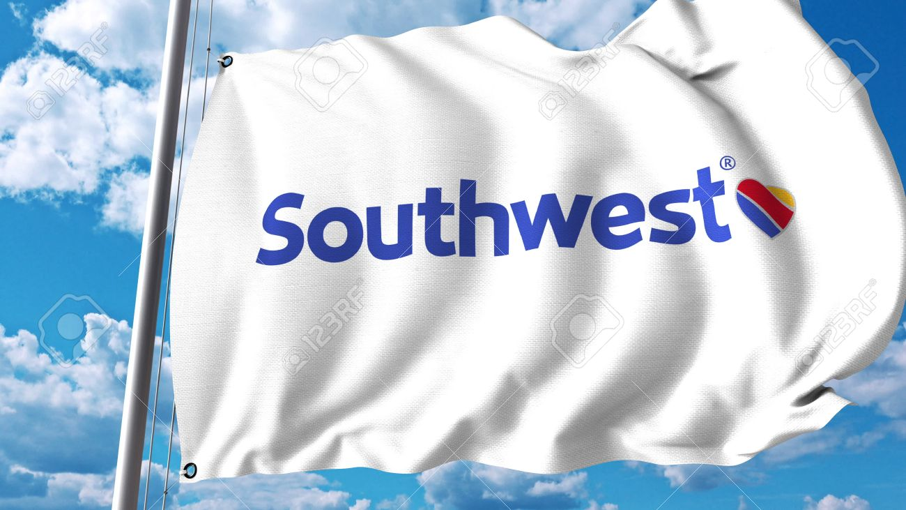 Waving flag with southwest airlines logo 3d rendering stock photo waving flag with southwest airlines logo 3d rendering stock photo 81827562 buycottarizona