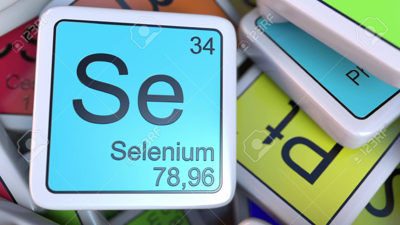 Selenium se block on the pile of periodic table of the chemical selenium se block on the pile of periodic table of the chemical elements blocks chemistry urtaz