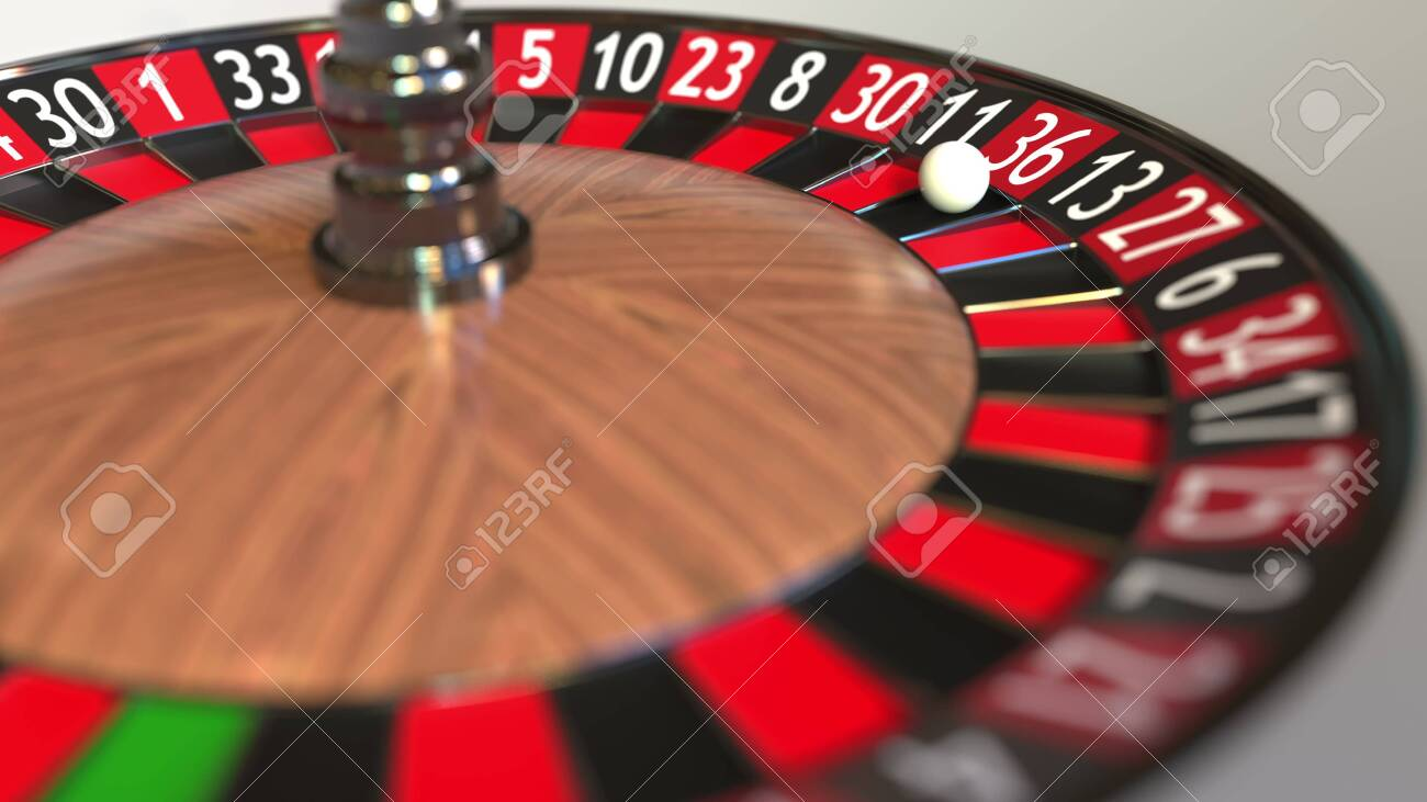 Roulette 36 to 1
