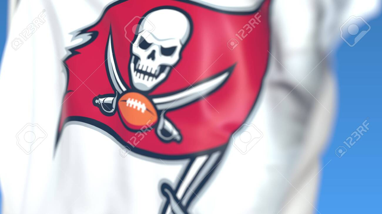 flying flag with tampa bay buccaneers team logo close up editorial stock photo picture and royalty free image image 139138538 123rf com
