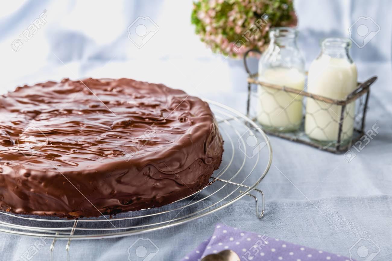 Chocolate milkin