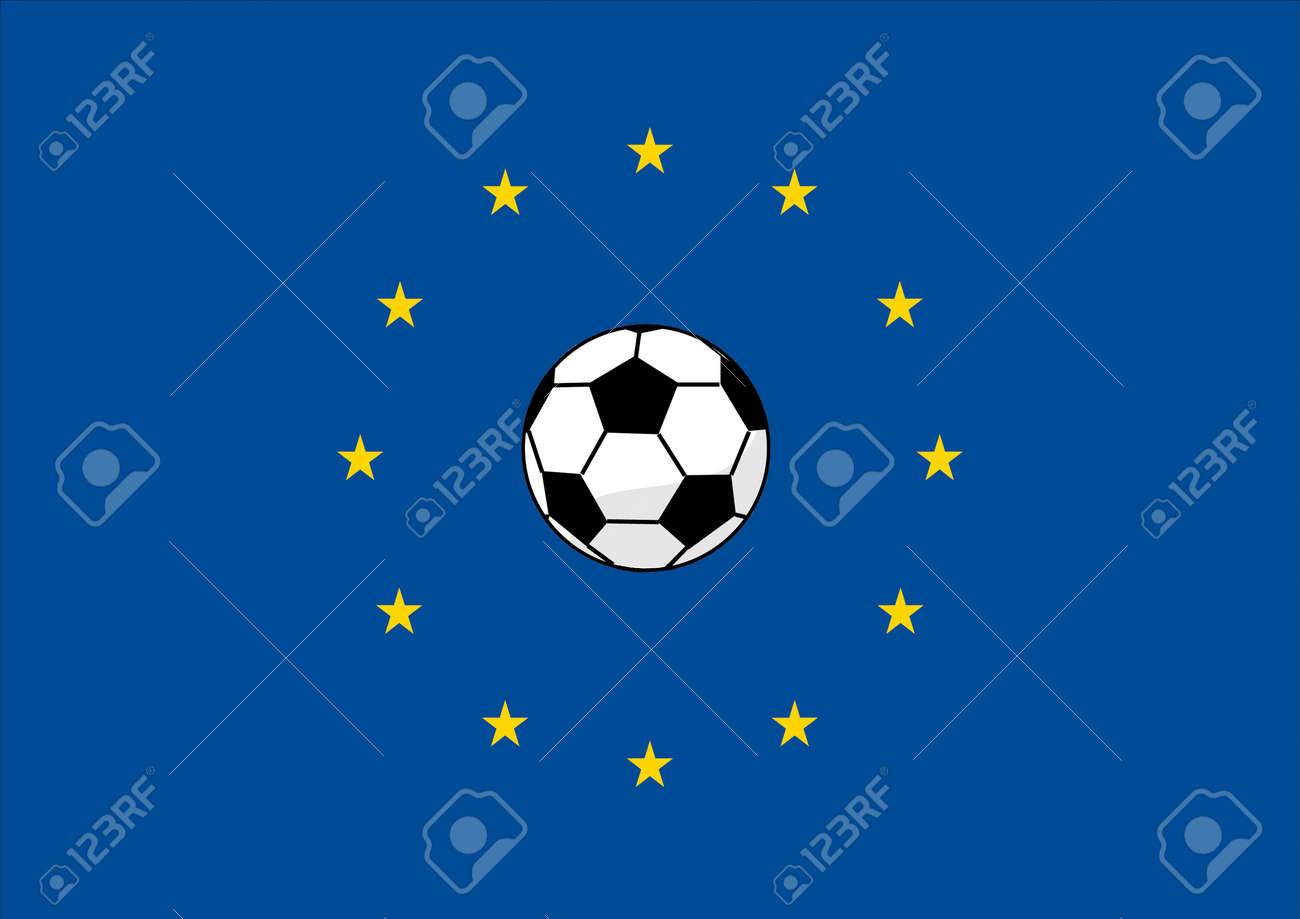 Euro soccer Stock Photo - 4848125