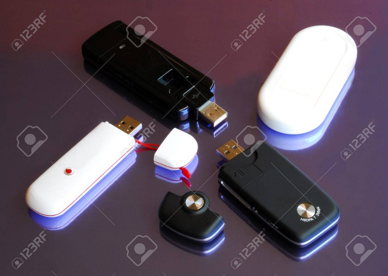 USB Modem is a product that connects to the broadband internet