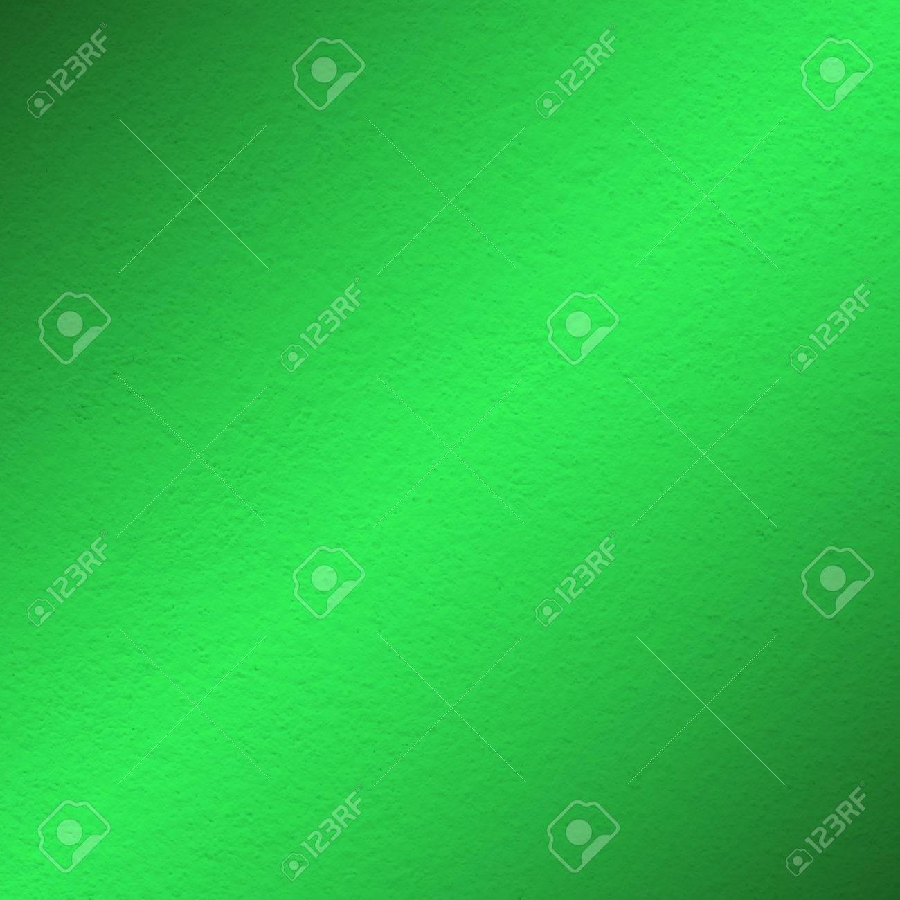 Peinture Verte De Texture Du Mur Avec De La Lumière à Lombre