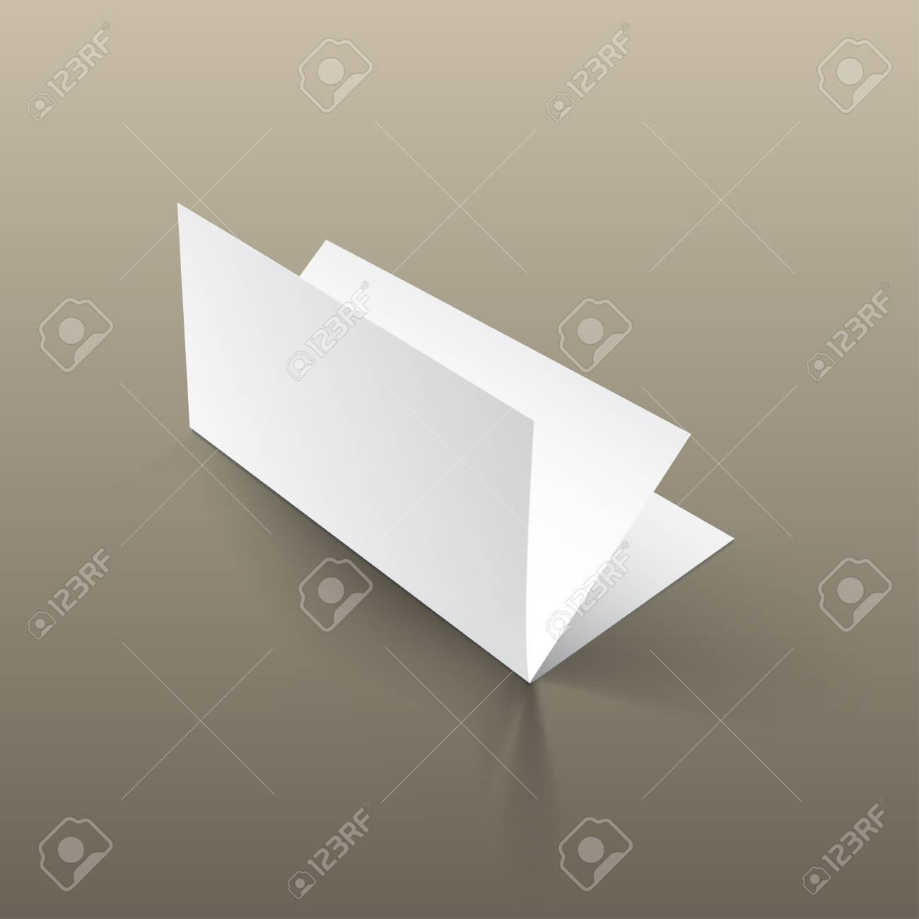 Revista En Blanco Vacío O Libro O Folleto, Folleto, Catálogo ...