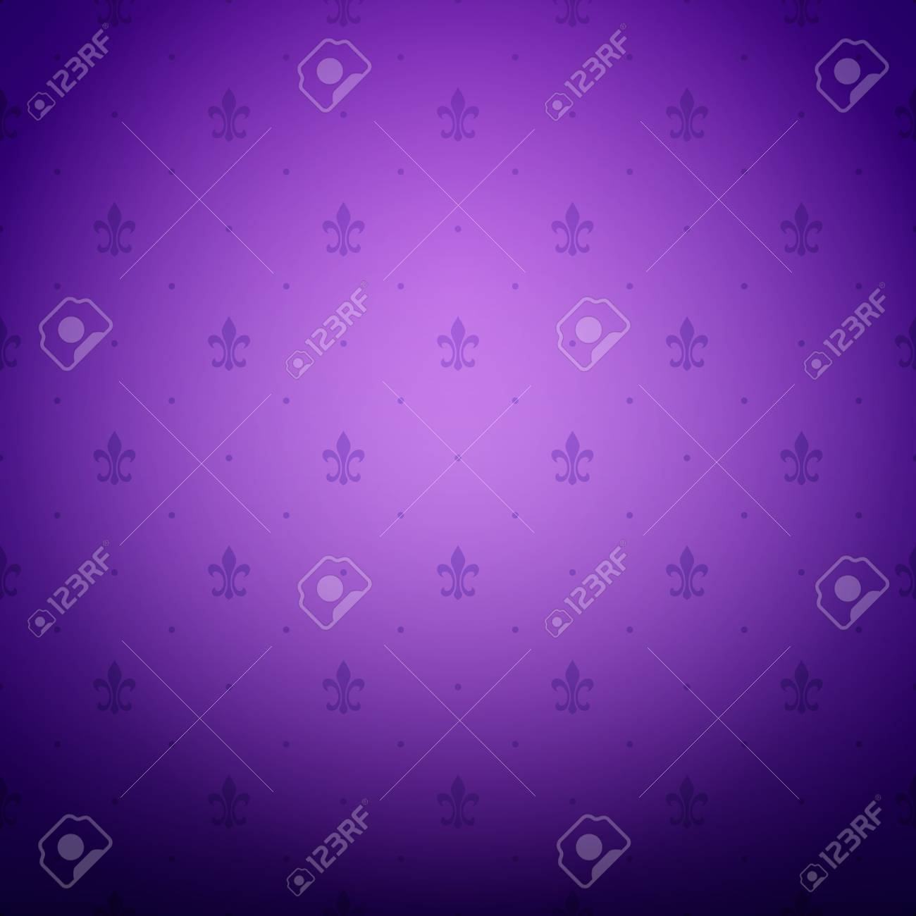 Vintage Ornament Purple Background Wallpaper Ready For Your