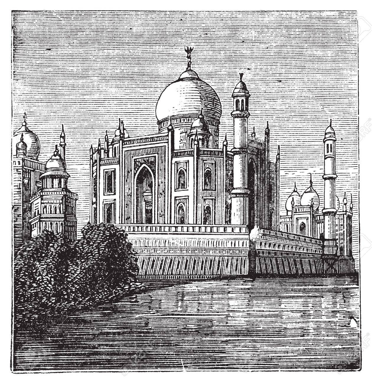 3 262 taj mahal stock illustrations cliparts and royalty free taj