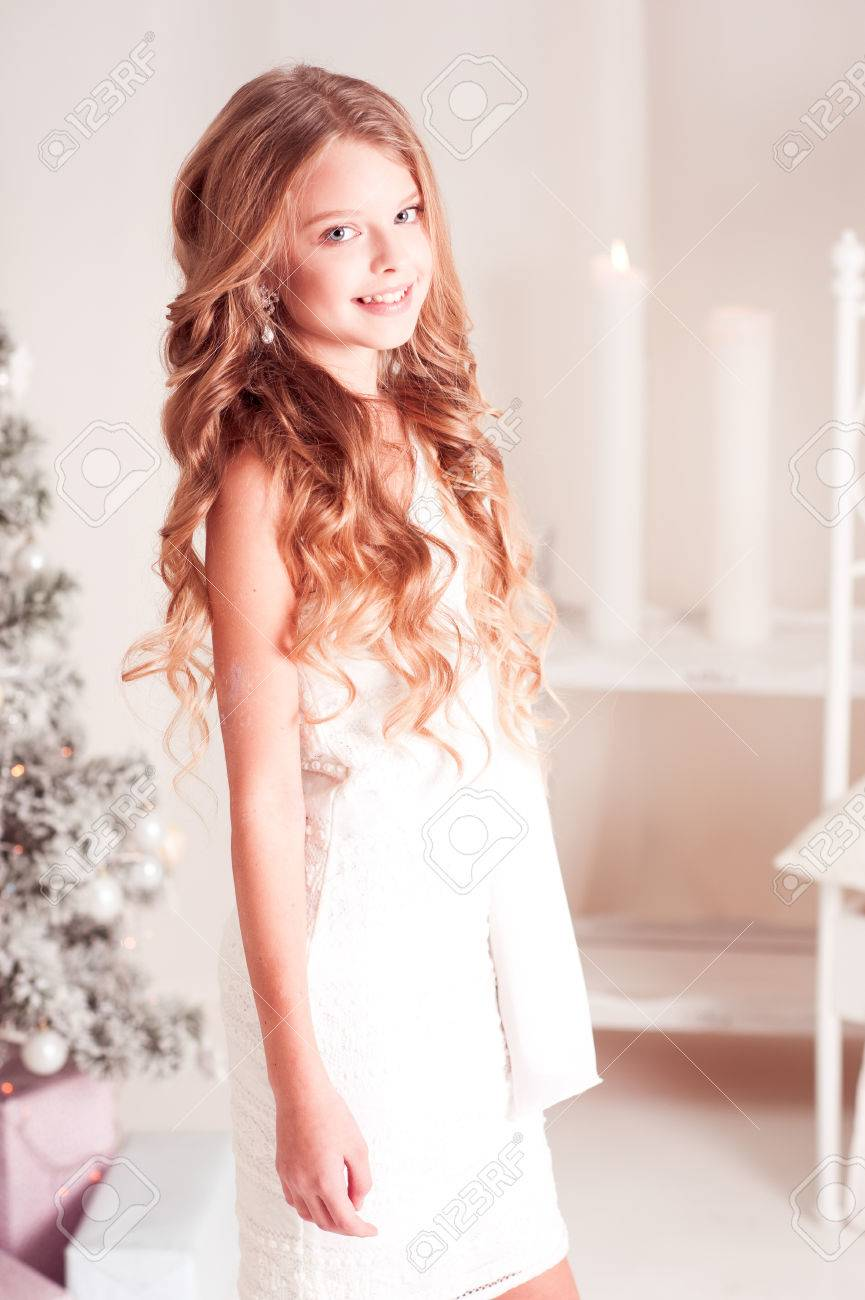 Teen Girl White Dresses