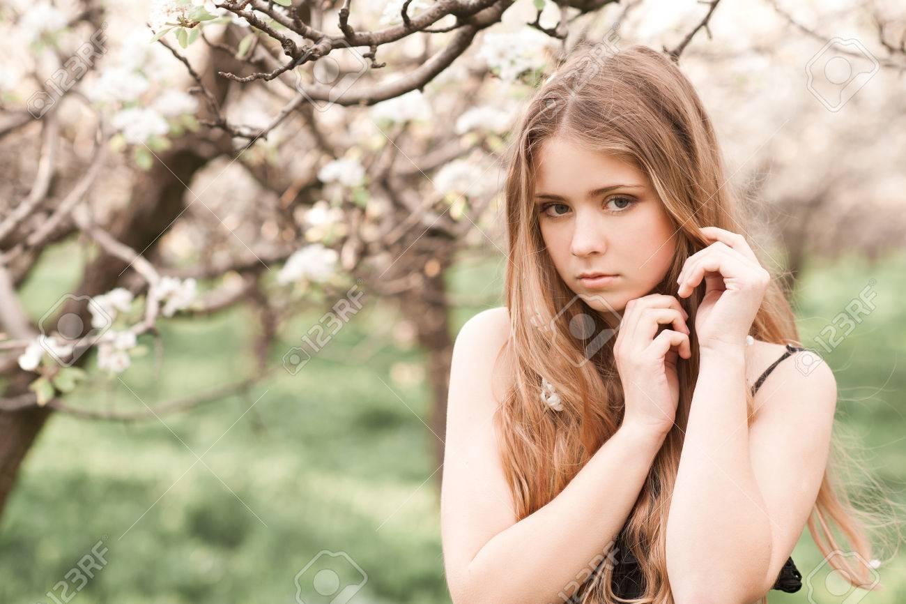Fille de 16 ans belle