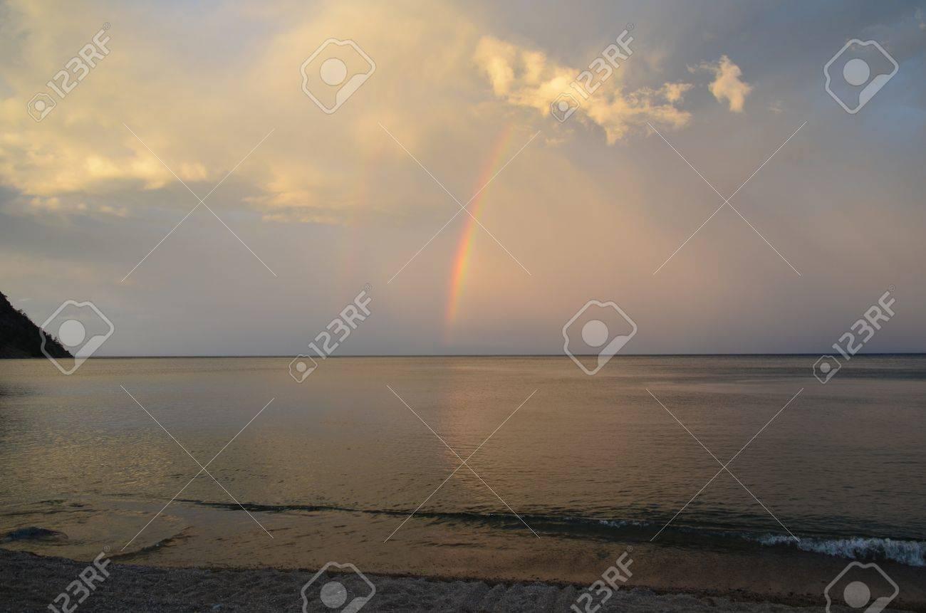 Baikal. Rainbows 45