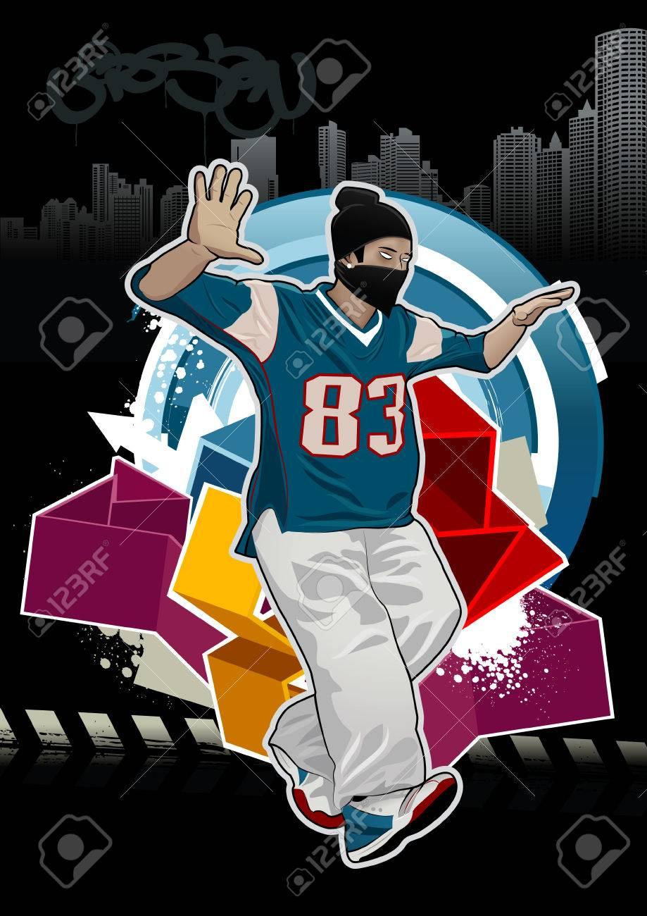 Underground Rap Background Background Hop Hip Rap