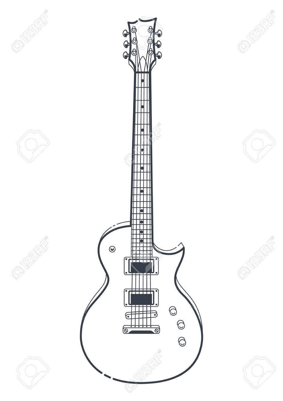 Bass Guitar Art