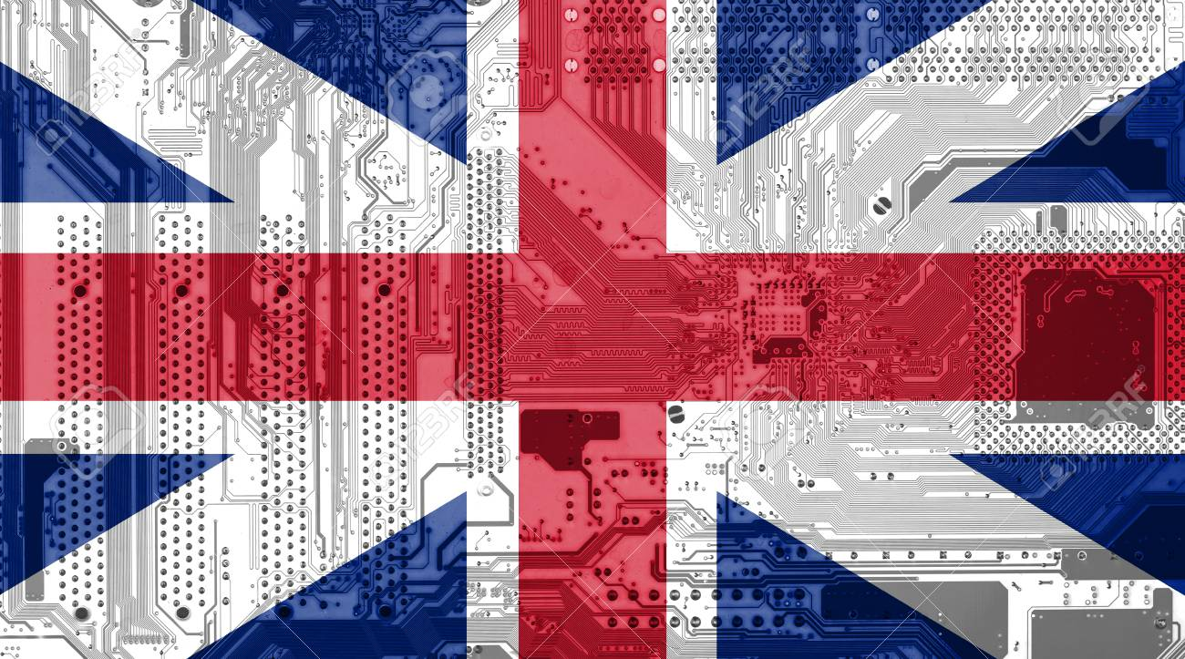 Image result for TECHNOLOGY ENGLAND FLAG