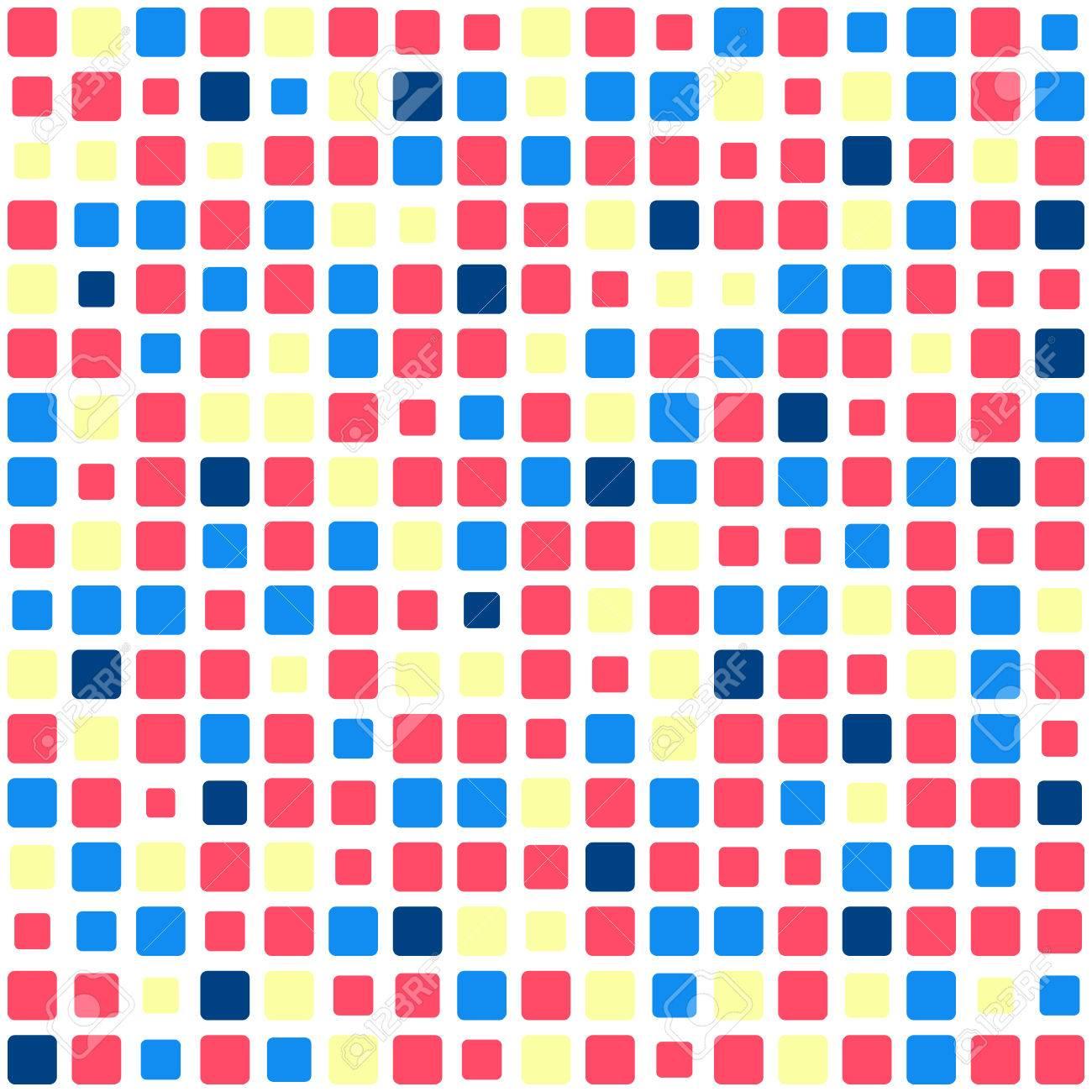 Vektor Nahtlose Muster. Zusammenfassung Hintergrund Textur Mit ...