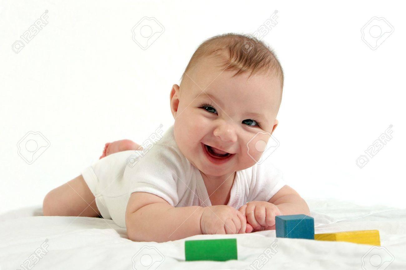 Как выглядят дети в 3 месяца фото