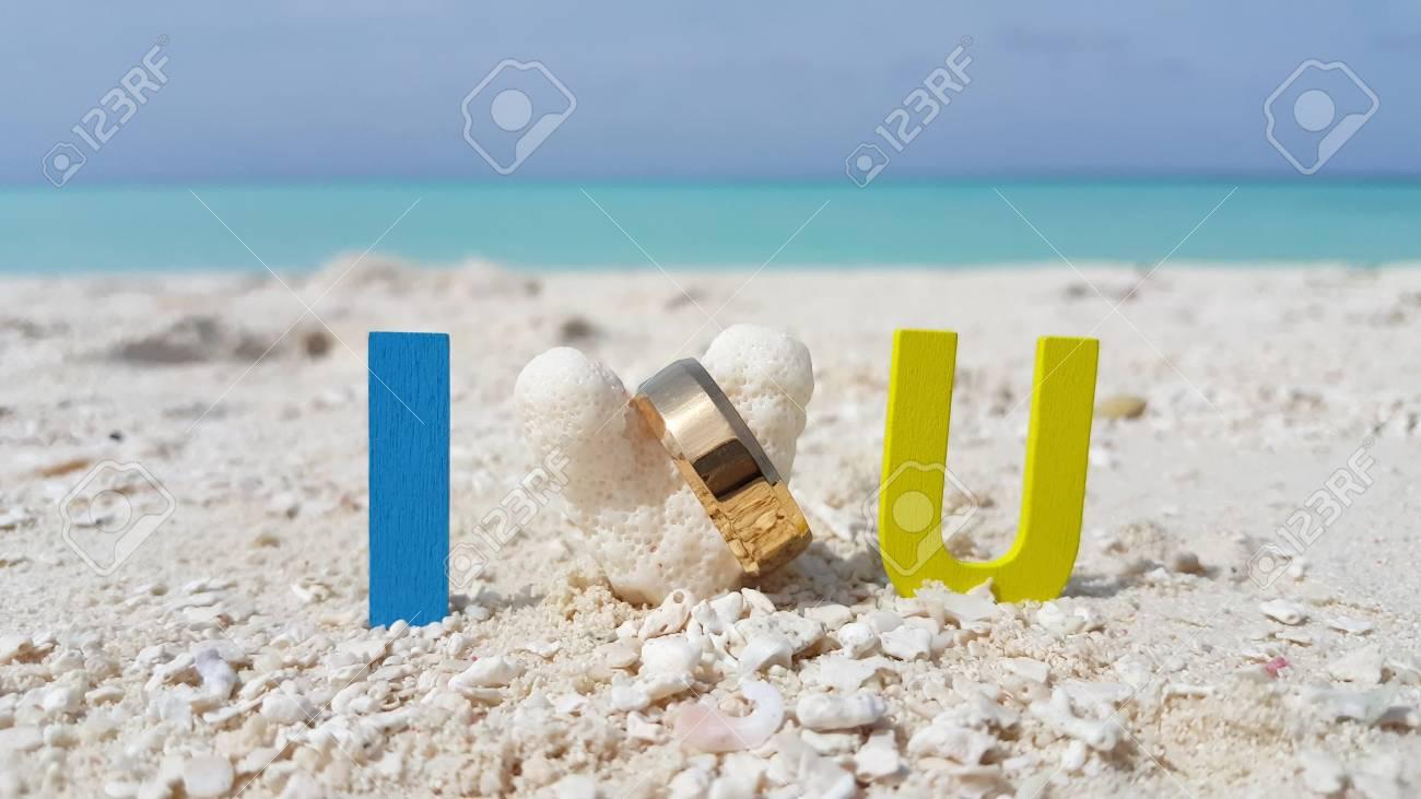 bague or eau de mer