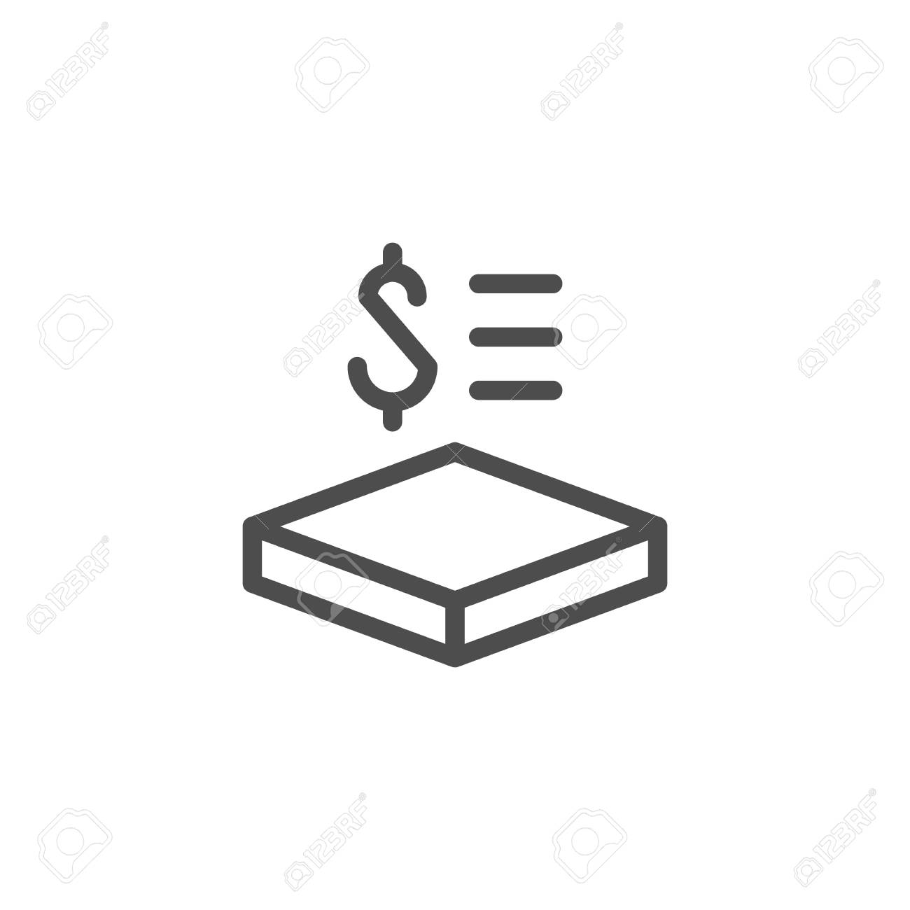 Price per square meter line icon royalty free cliparts vectors price per square meter line icon stock vector 80437467 biocorpaavc