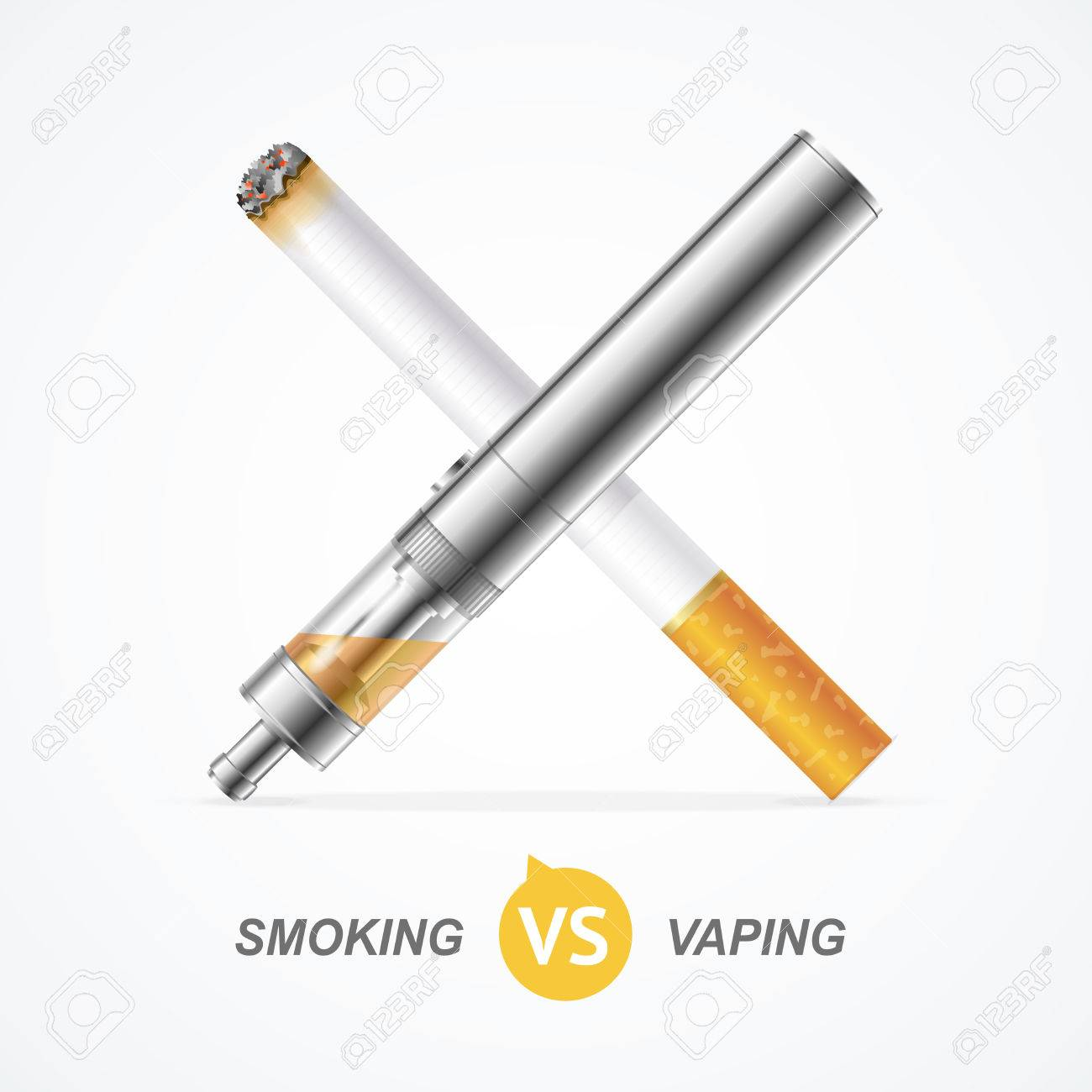 E cigarette in USA
