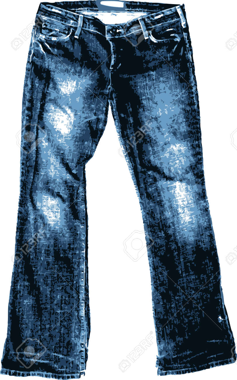 Old Jeans. - 3744144