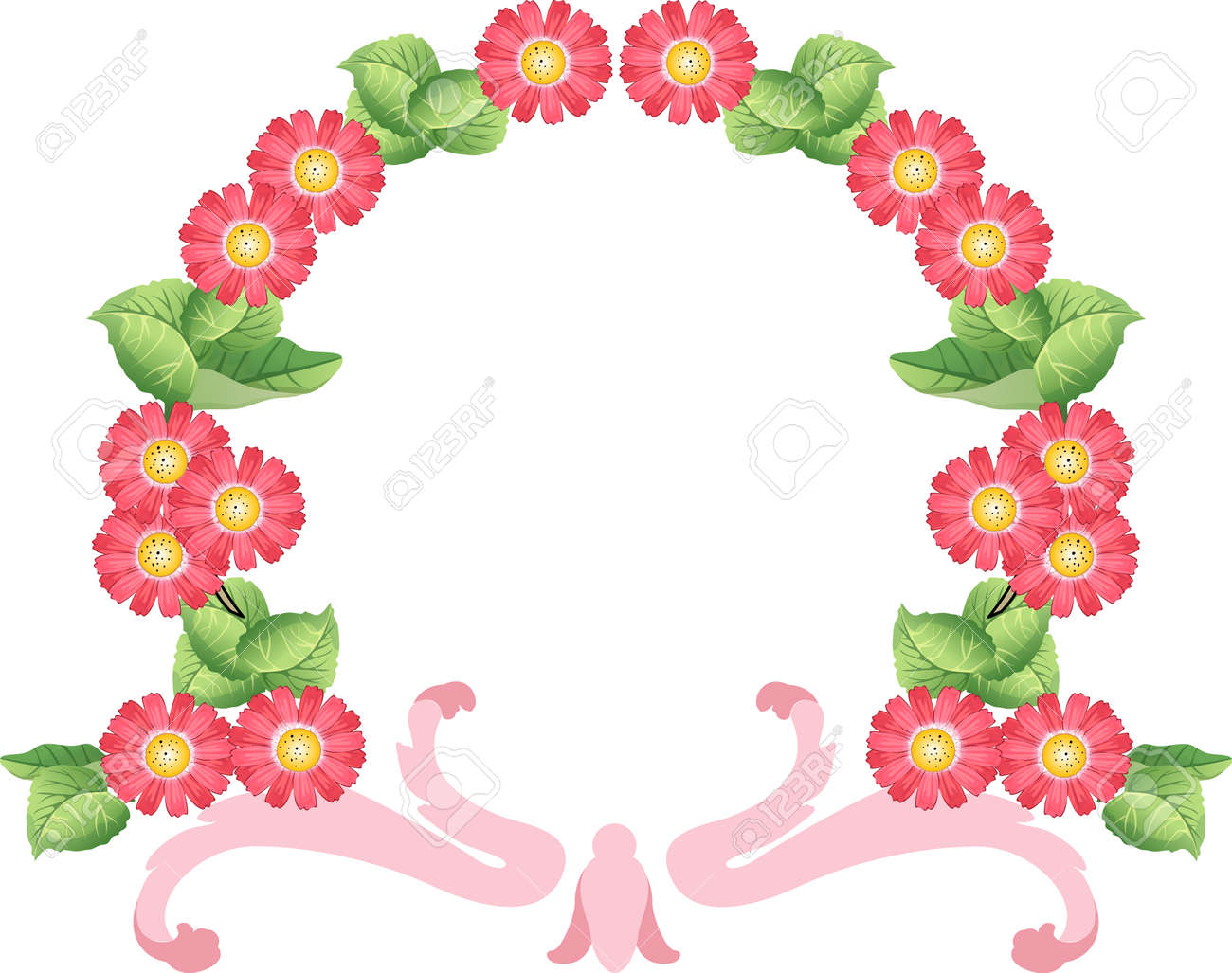 Flowers. Stock Vector - 6716765