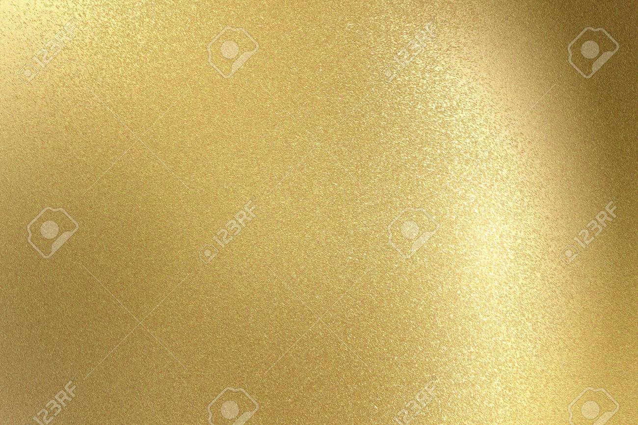 Glowing light gold stainless steel texture, abstract pattern background - 117294368