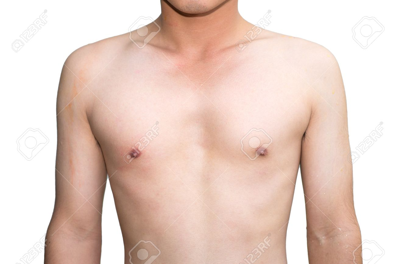 Young Man Body Chest Stock Photo Picture And Royalty Free Image Image 43951913