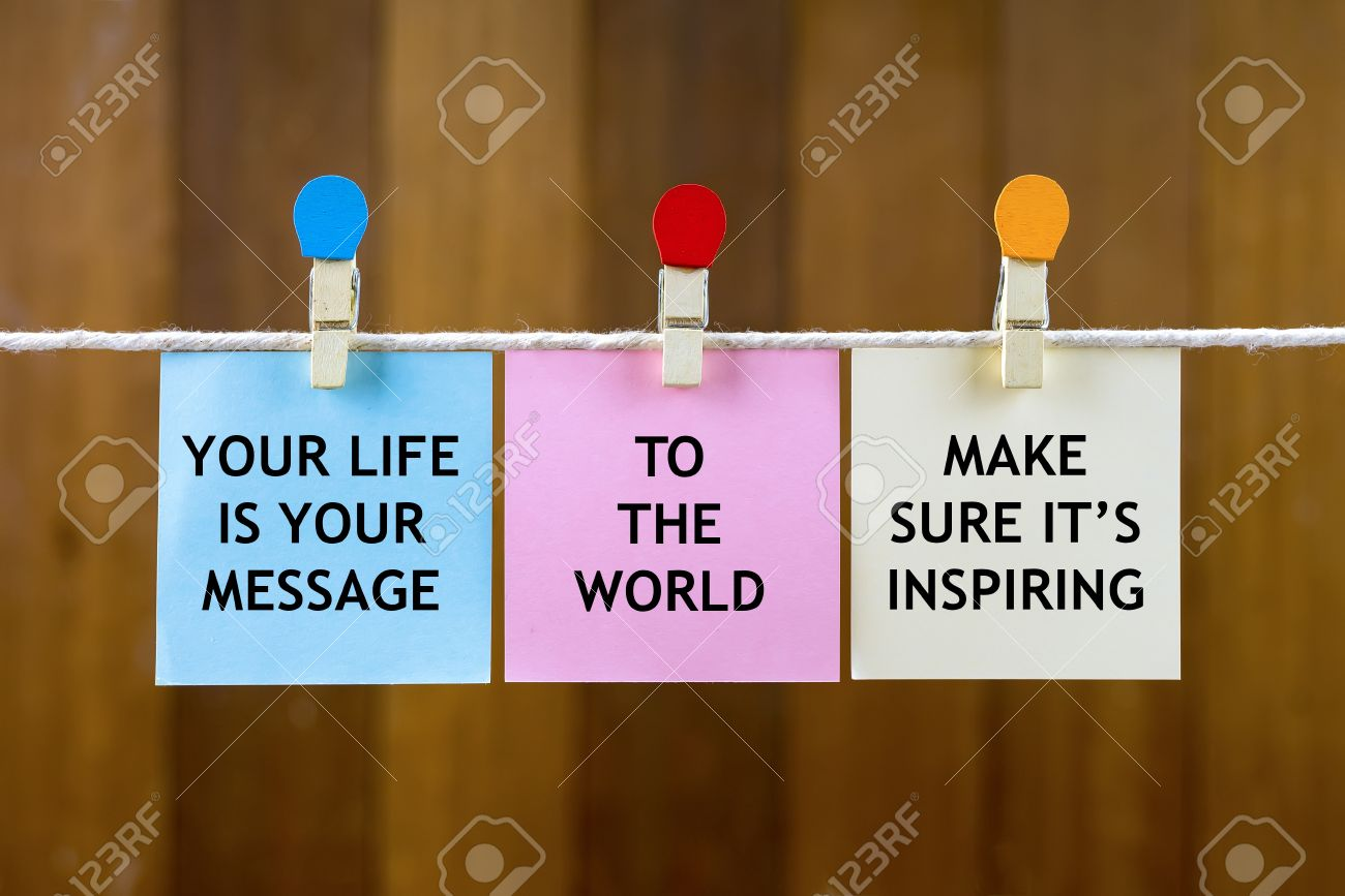 Quotes About Your Life Word Quotes Of Your Life Is Your Message To The World Make It's