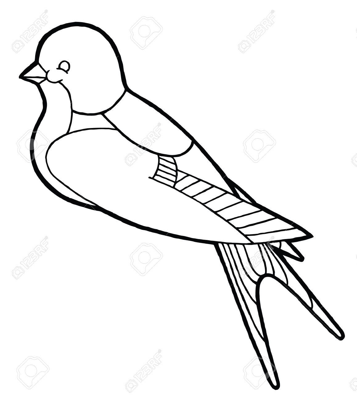 2013 11 A Swallow Dessin Simple D Oiseau Dessin Oiseau Comment Dessiner Un Oiseau