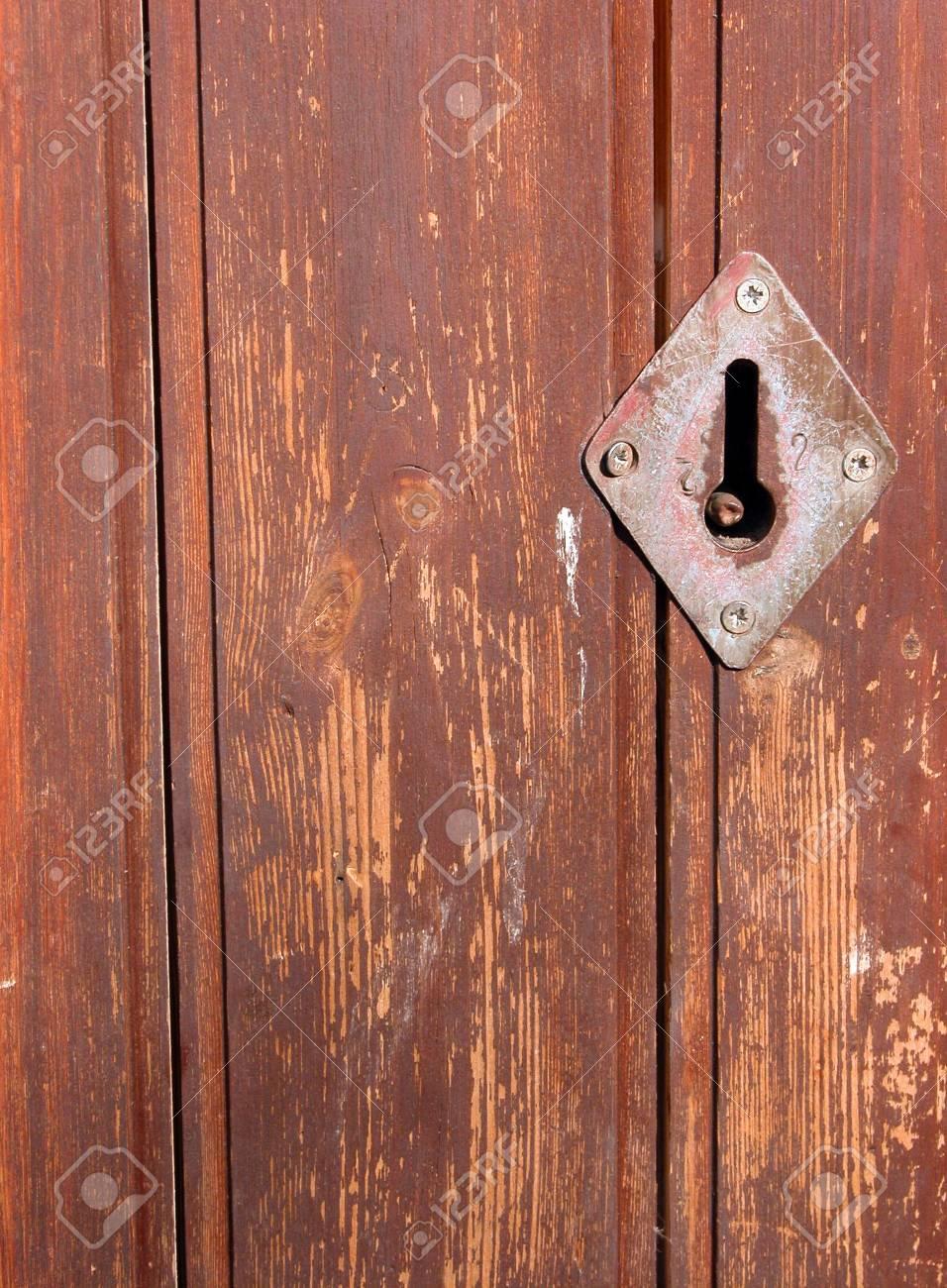 Rusty wood abstract. Stock Photo - 2292142