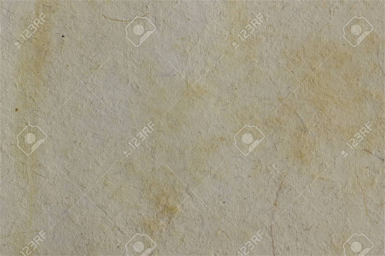 Very old paper page for textures to use Stock Photo - 14250048