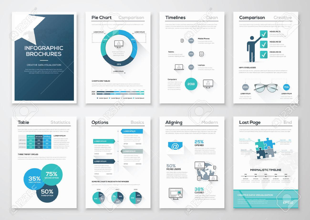 35+ Ideas For Creative Business Graphics