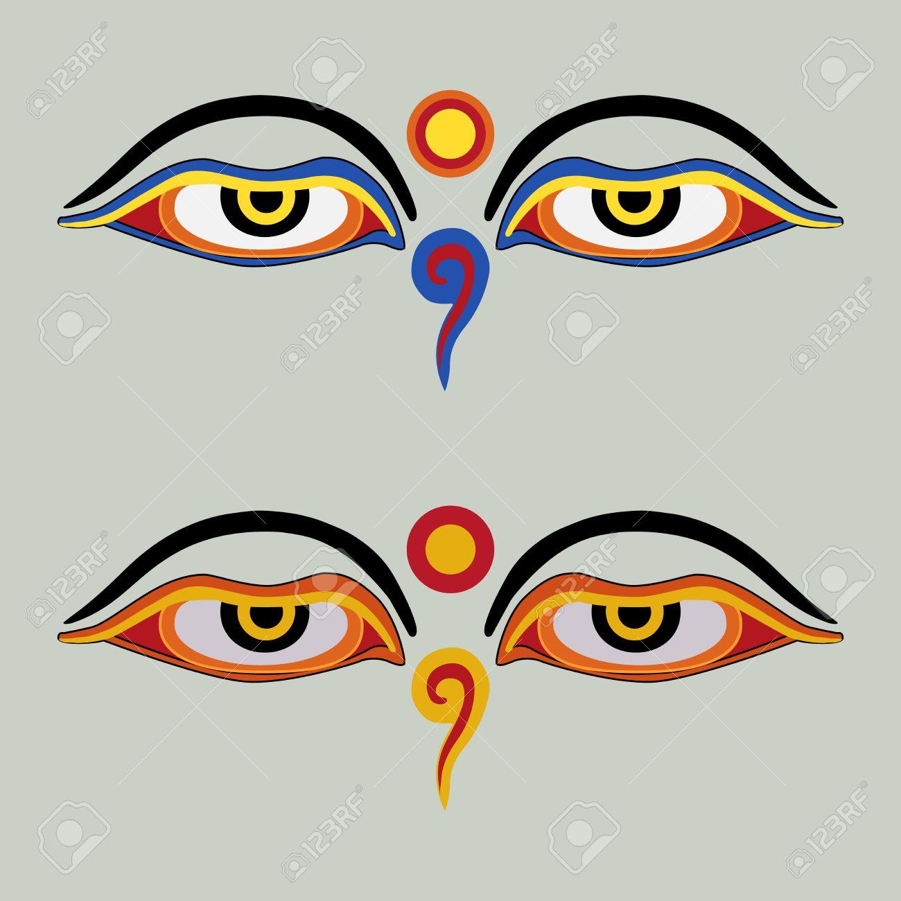 Eyes of buddha buddhas eyes buddhist eyes symbol wisdom eyes of buddha biocorpaavc Images