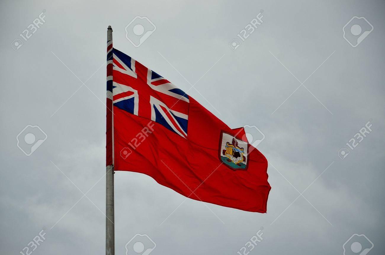 バミューダの旗