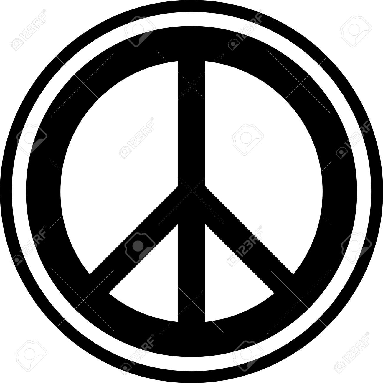peace sign vector isolated royalty free cliparts vectors and stock rh 123rf com vector 70s peace sign vector peace sign fingers