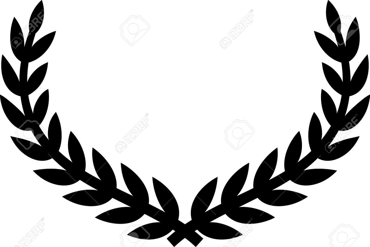 laurel wreath vector royalty free cliparts vectors and stock rh 123rf com laurel wreath vector illustrator laurel wreath vector png