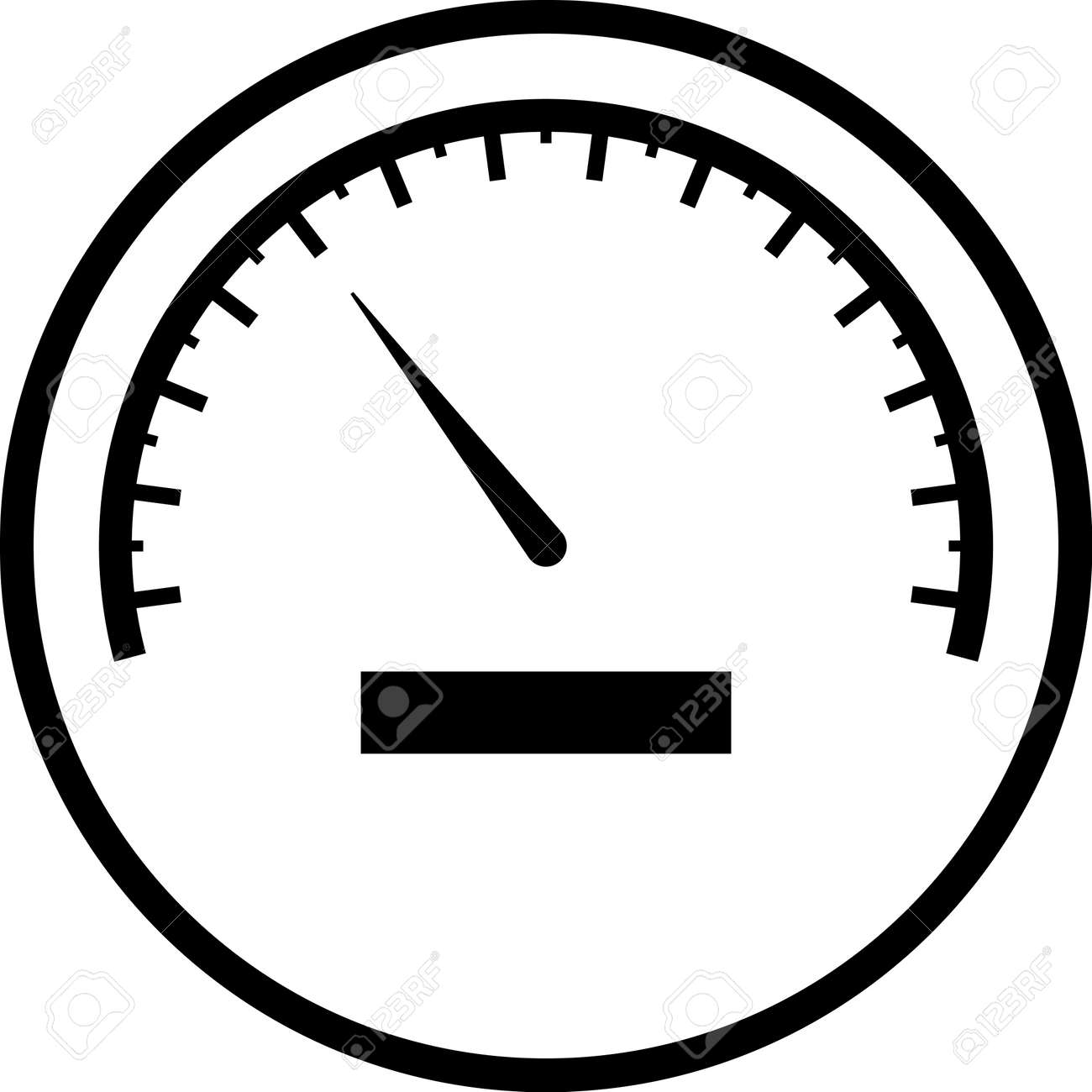 speedometer vector icon royalty free cliparts vectors and stock rh 123rf com speedometer vector free car speedometer vector