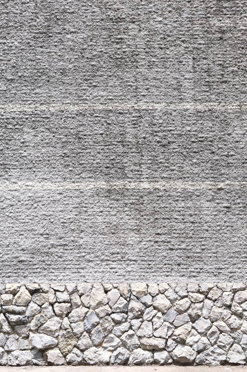 Couleur Gris Pierre Carrelage Mur Exterieur Du Batiment Banque D