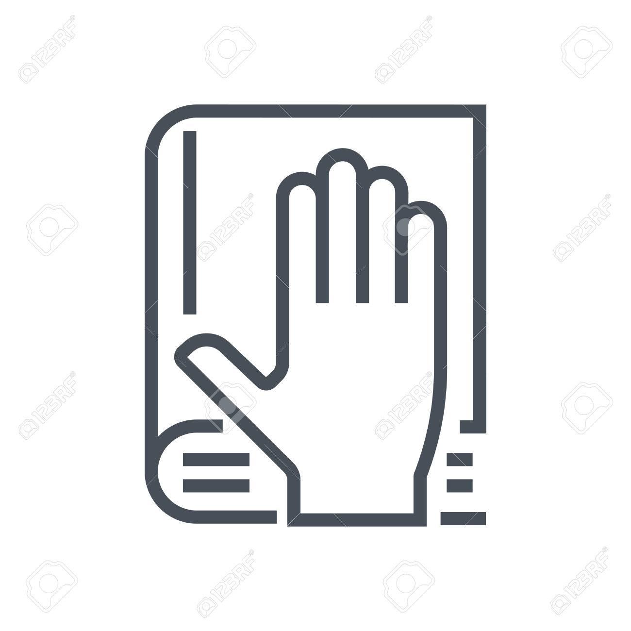 Honesty icon suitable for info graphics websites and print media honesty icon suitable for info graphics websites and print media and interfaces line vector buycottarizona