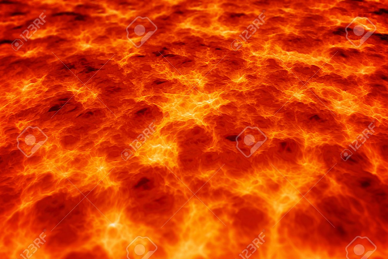 computer generated abstract of magma lava stock photo picture and
