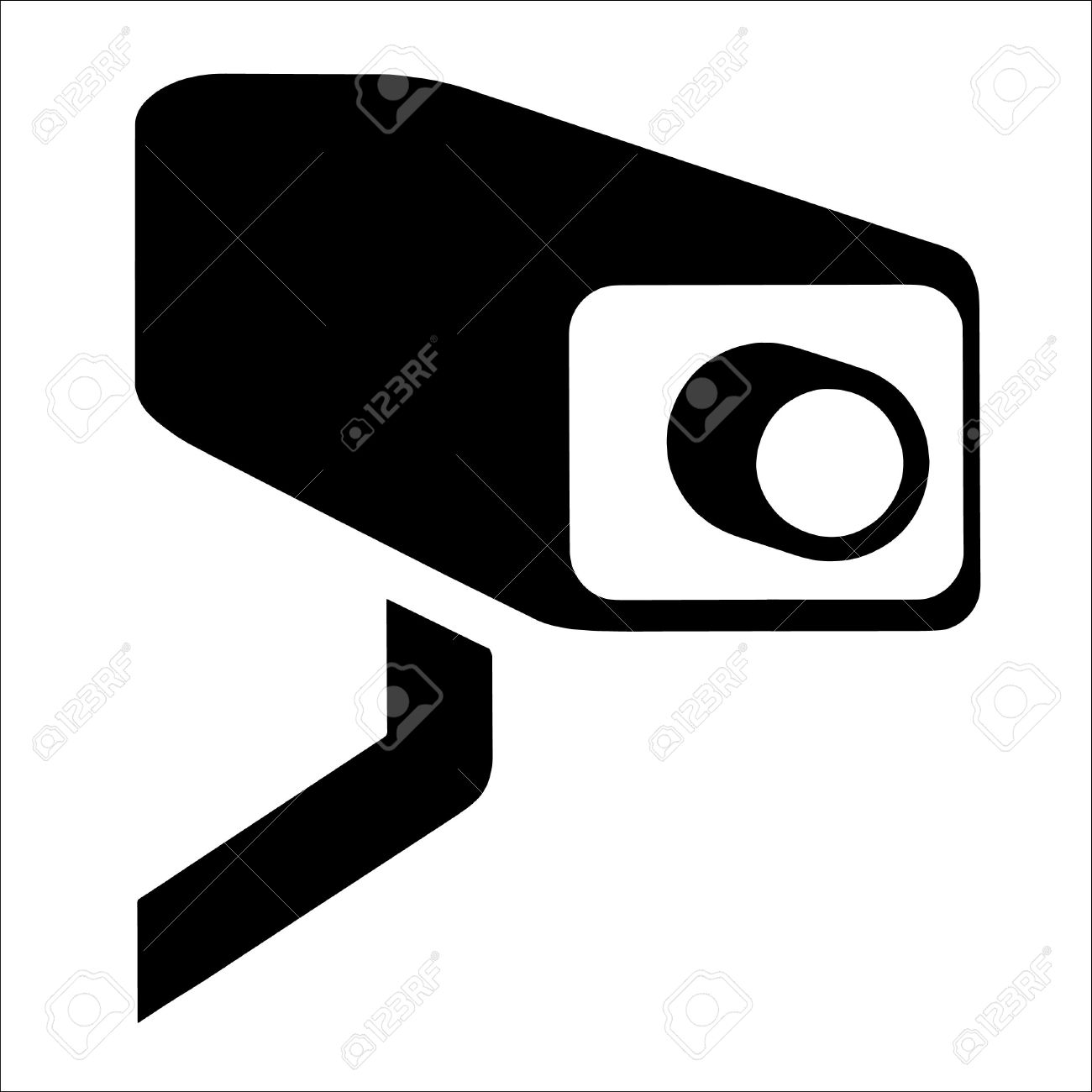 Security Camera Clipart - Synkee
