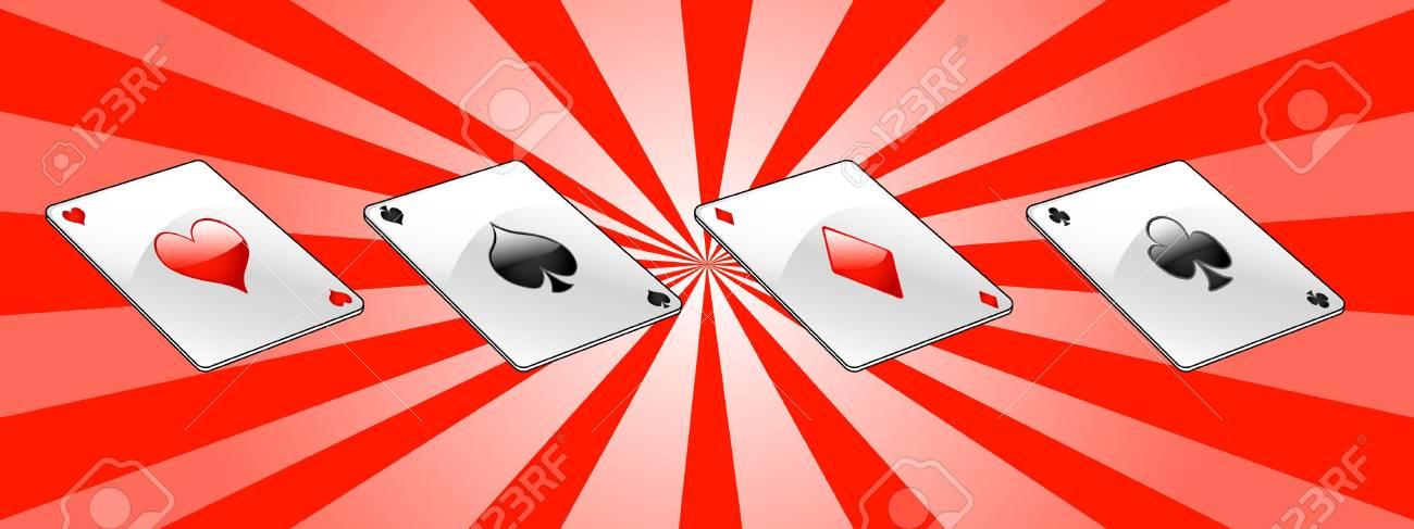 Image of card on flash Stock Photo - 2425342