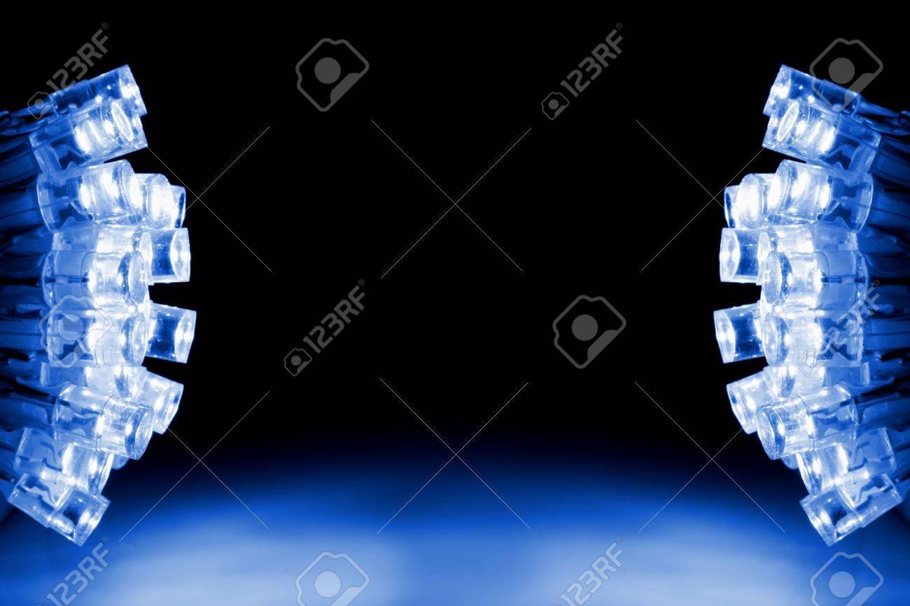 Cool Blue Led Lights Cool Blue Led Lights Both