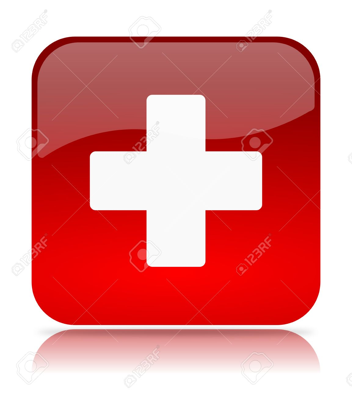 Red cross app icon illustration on white background stock photo red cross app icon illustration on white background stock illustration 35820928 biocorpaavc Images