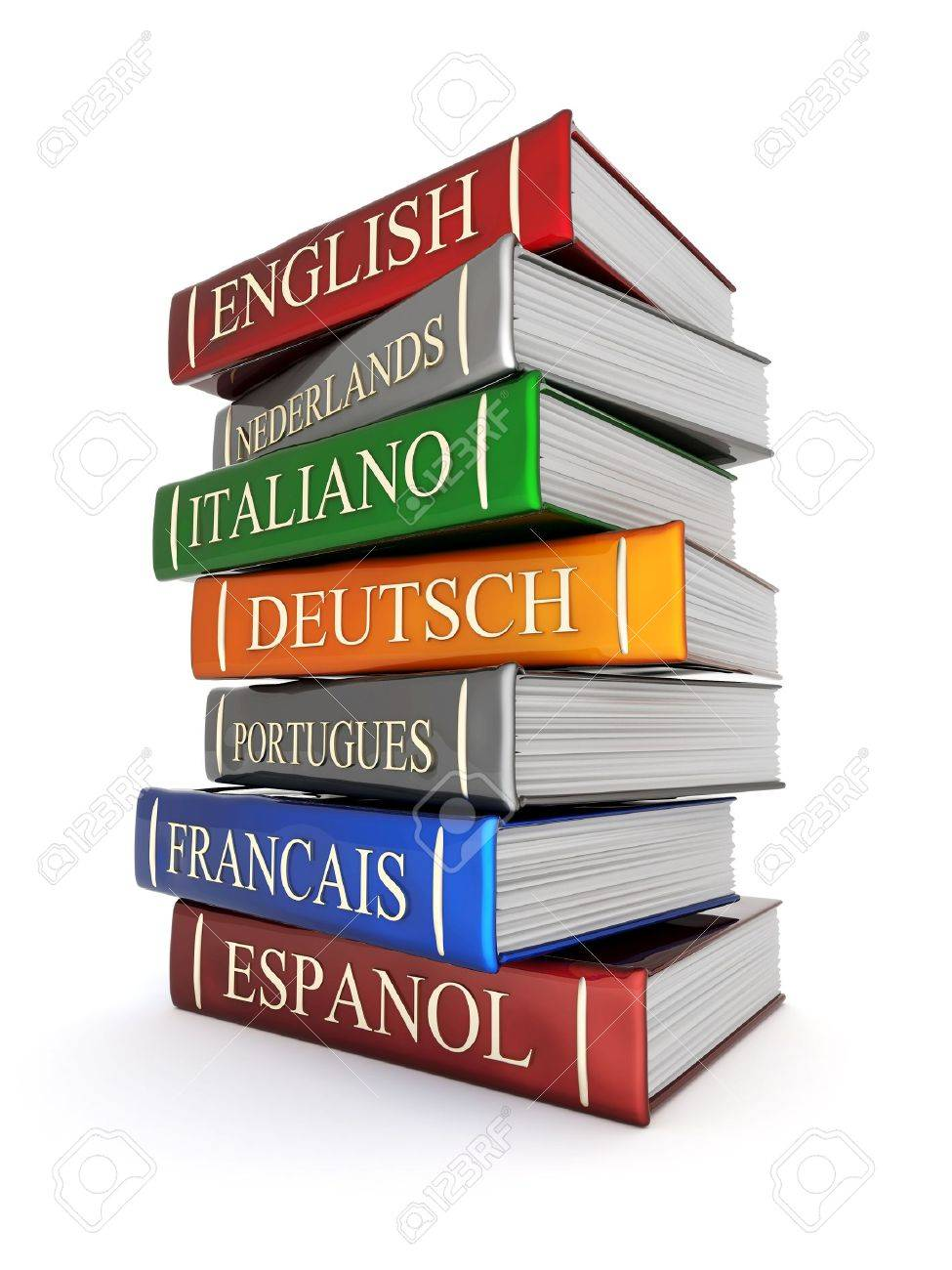 Translate - Picture Pages Books Bindings And Literature Stock Photo 10337605