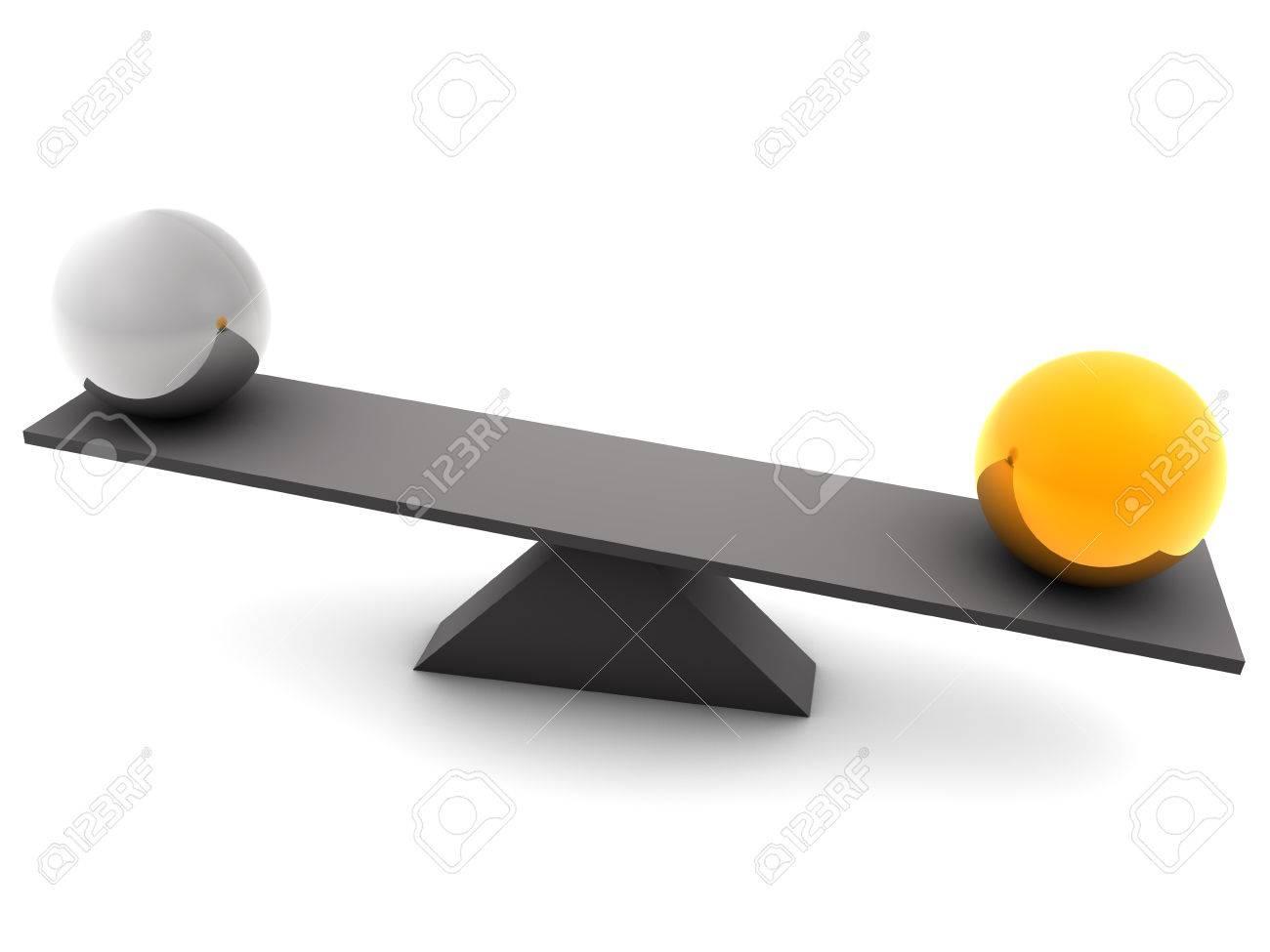 Unbalanced Concept - 36623087